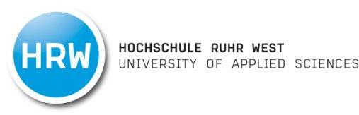 Hochschule Ruhr West