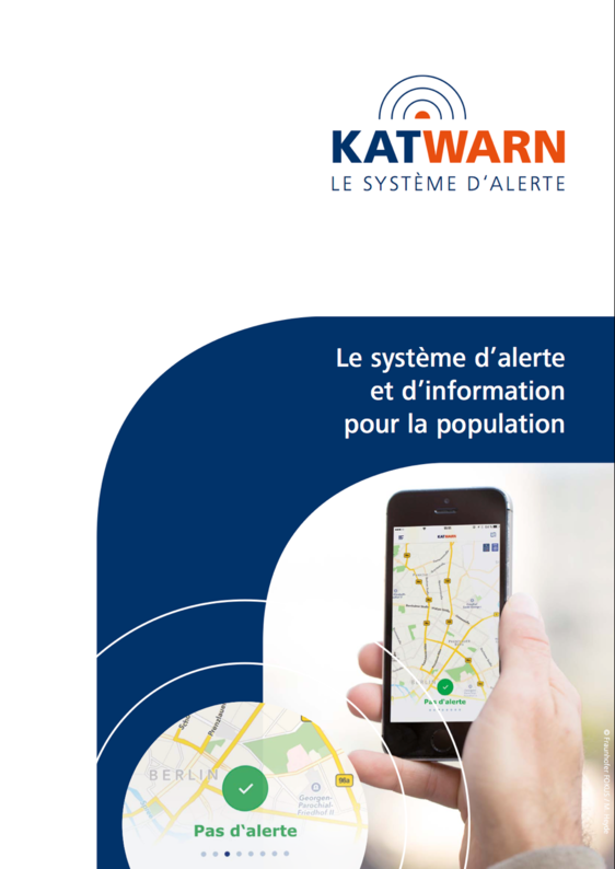 KATWARN Brochure