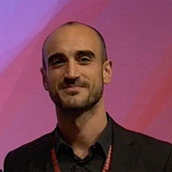 Alberto Diez, Speaker for FFF 2017