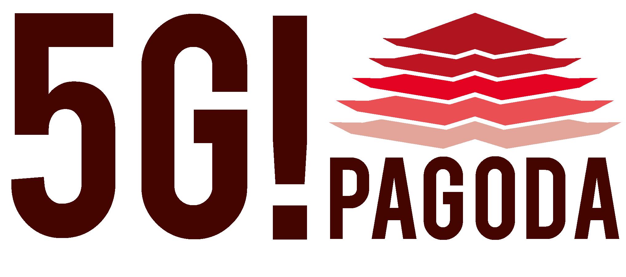 5G!Pagoda Logo