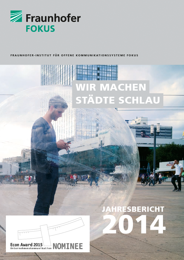 FOKUS Jahresbericht 2014
