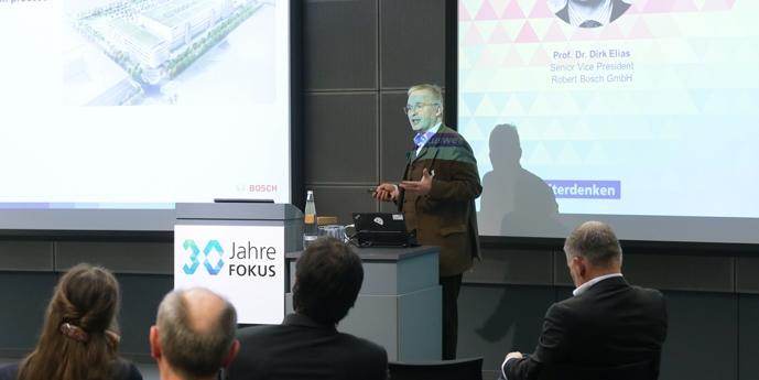 Dirk Elias 30 Jahre FOKUS Konferenz