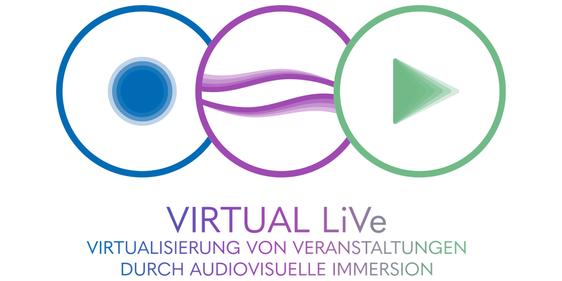Logo Virtual LiVe-Projekt