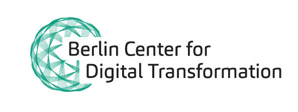 COCO Berlin Center Digital Transformation Logo Leistungszentrum englisch