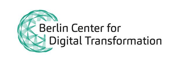 COCO Berlin Center Digital Transformation Logo Leistungszentrum englisch