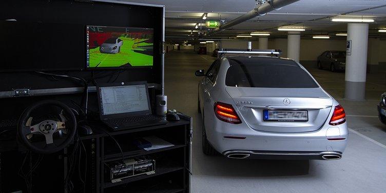 Fahrzeugfernsteuerung