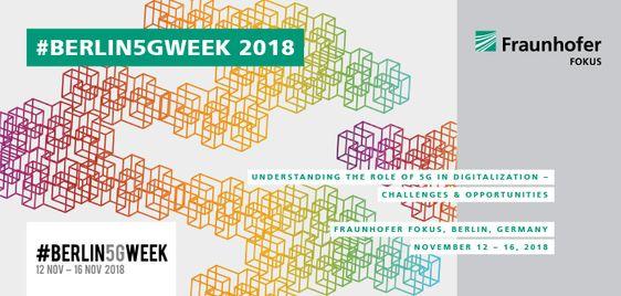 NGNI, Infomaterial, Flyer, Berlin5GWeek 2018