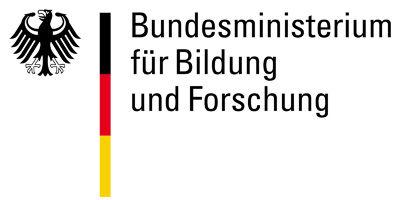 Bundesministerium für Bildung und Forschung Logo BmBF
