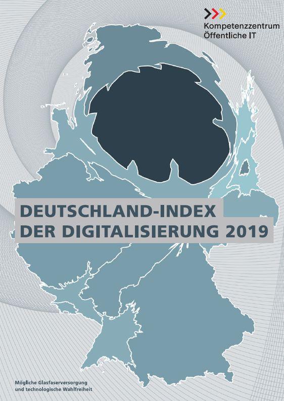 Deutschland-Index Digitalisierung 2019