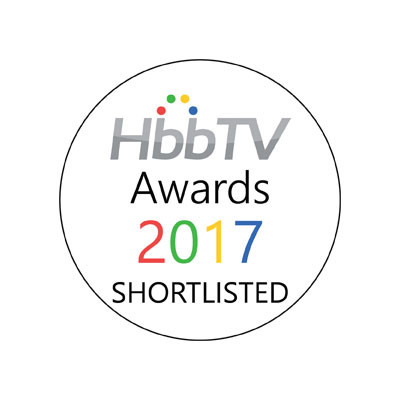 Fraunhofer FOKUS FAME HbbTV Awards 2017