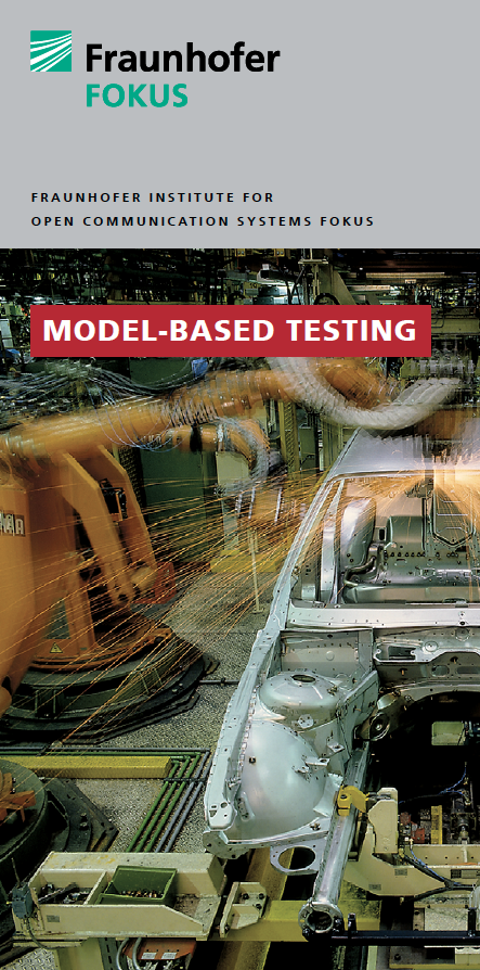 Screenshot Flyer Model-based Testing