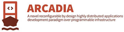 NGNI, Arcadia, Logo, News, Project