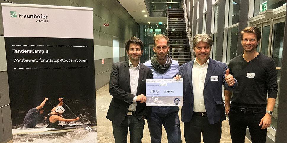 NGNI News 2017 TandemCamp Start Up Gründer Florian Schreiner, Alexander Willner