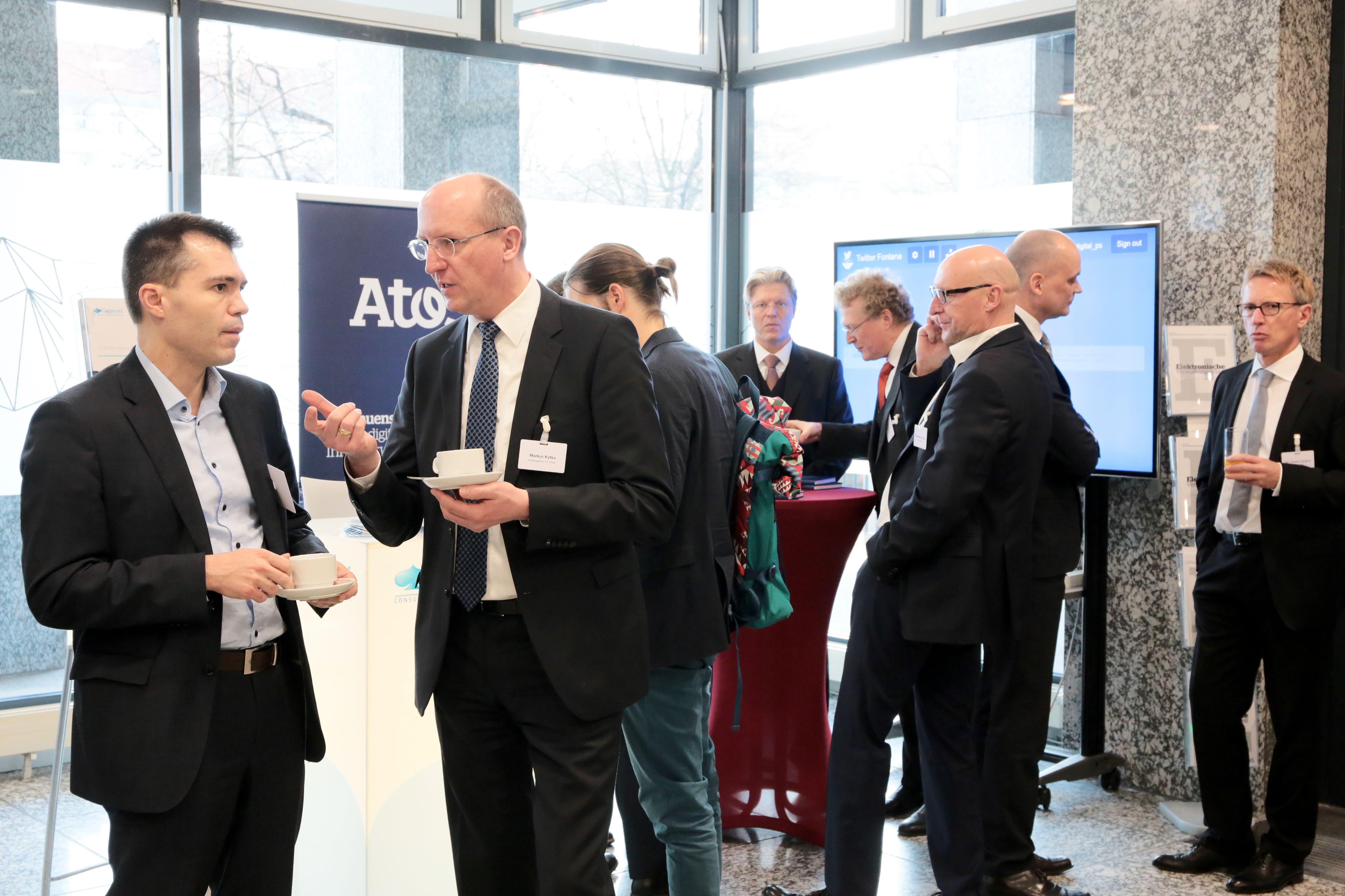 DPS, Event, IT-Konsolidierung, Konferenz, 2017