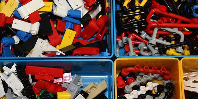 Legobausteine