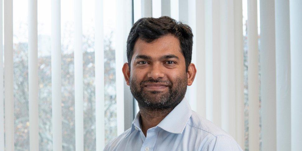 Arun Prakash Header