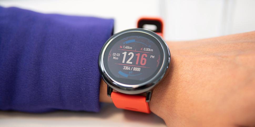 Projekt Activate Smartwatch 2