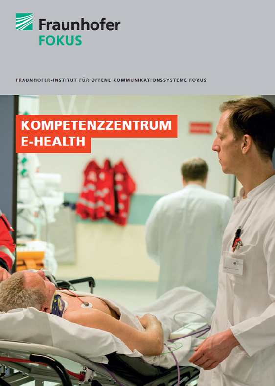 Broschuere E-Health
