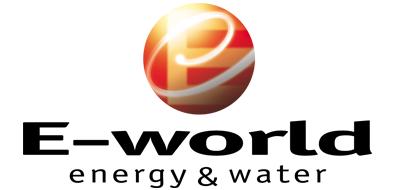 E-world Logo