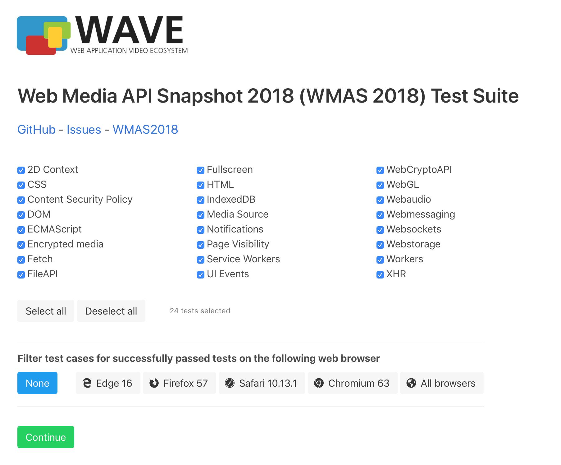 WMATS2018 Landing Page
