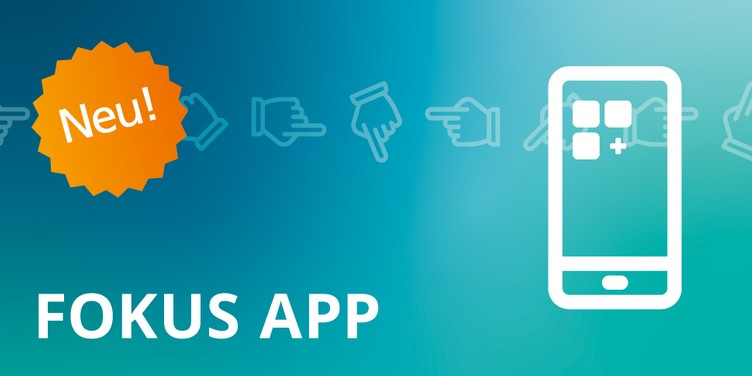 Neue FOKUS-Publikations-App
