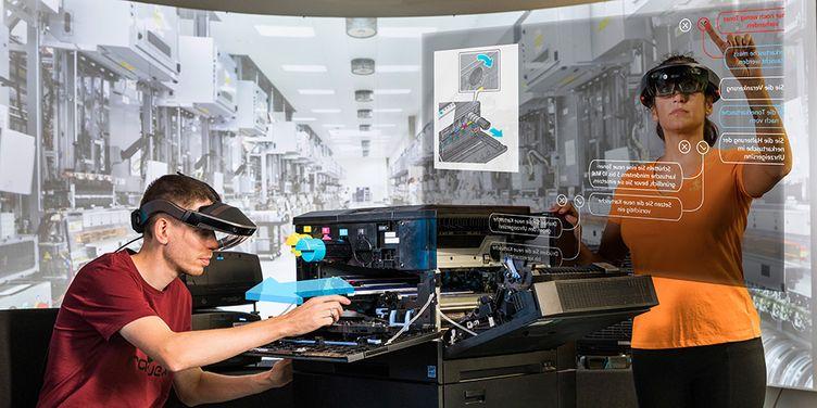 Viscom, Bild, Augmented Reality, 210713