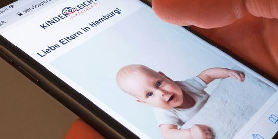 DPS-Kinderleicht zum Kindergeld-Smartphone