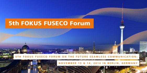 FUSECO Forum 2014
