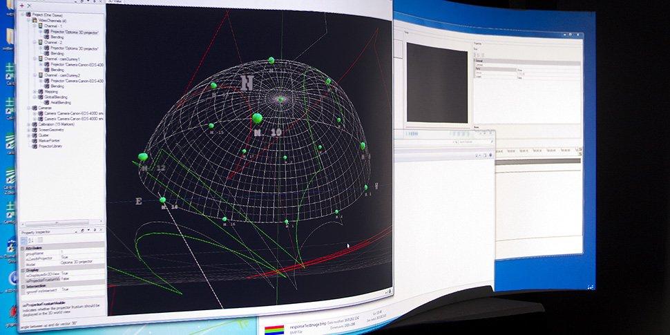 VISCOM und NVIDIA arbeiten beim Desktop Warping zusammen