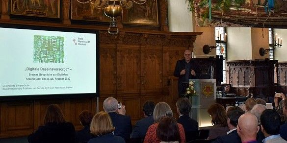DPS, Newsmeldung, Qualfiica Digitalis im Bremer Rathaus, 28.02.2020