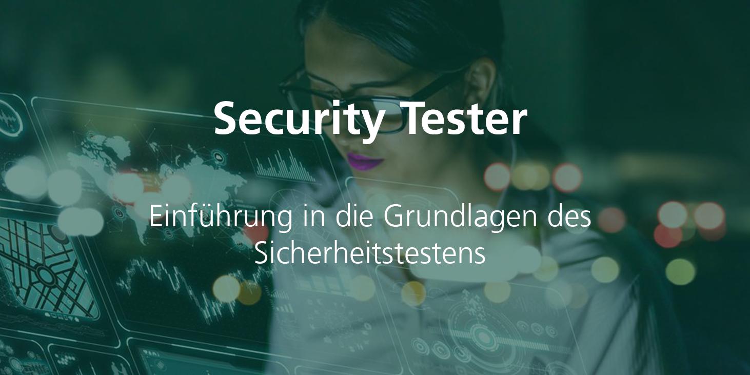 Lernwoche Security Tester
