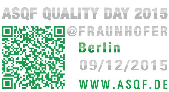 ASQF Quality Day 2015