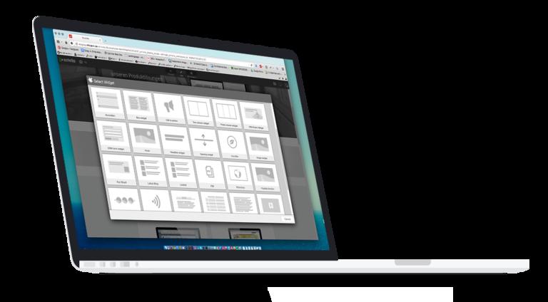 Neuigkeiten zur Scrivito Example App