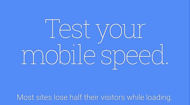 Infopark Lieblings-Tool: Testmysite von Google
