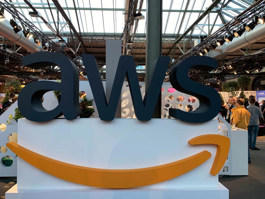 Aws logo photo