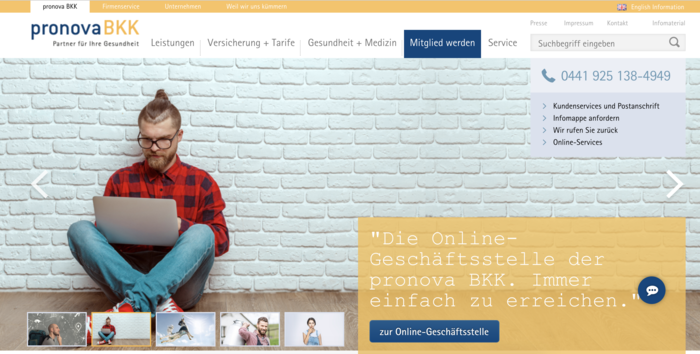 PronovaBKK