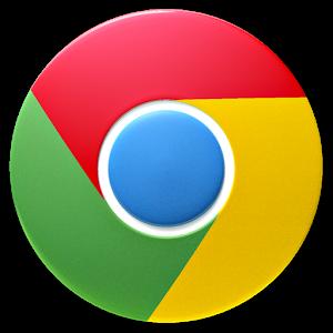 Chorme old logo
