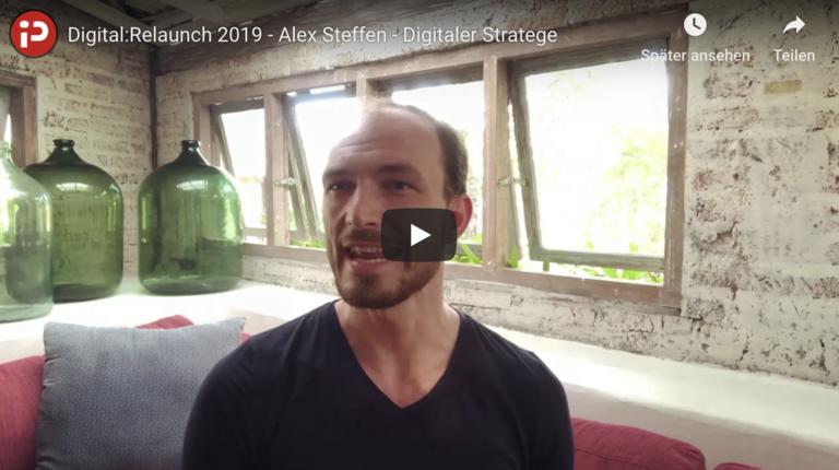 Vier Fragen vor der Digital:Relaunch 2019