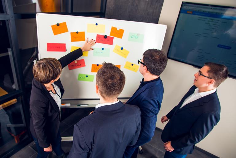 Die erfolgreiche digitale Strategie