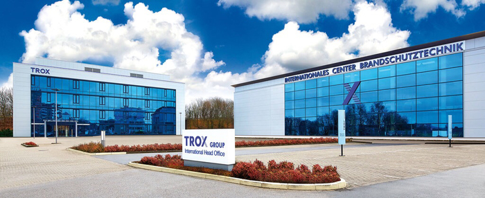 TROX Zentrale