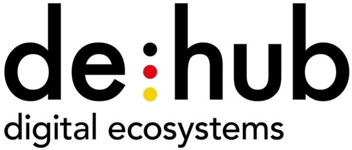 de hub ecosystem logo