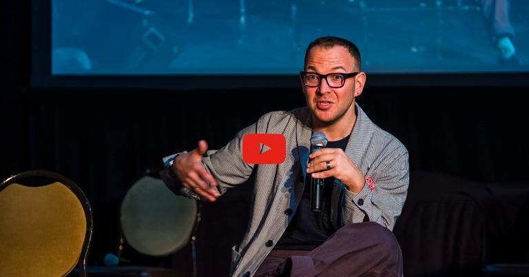 Cory Doctorow Talk by re:publica