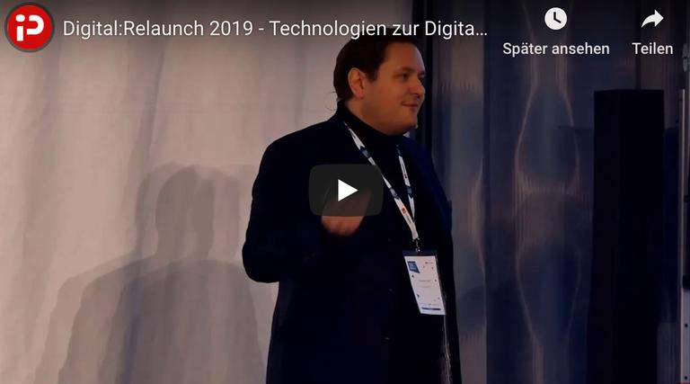 Technologien zur Digitalen Transformation