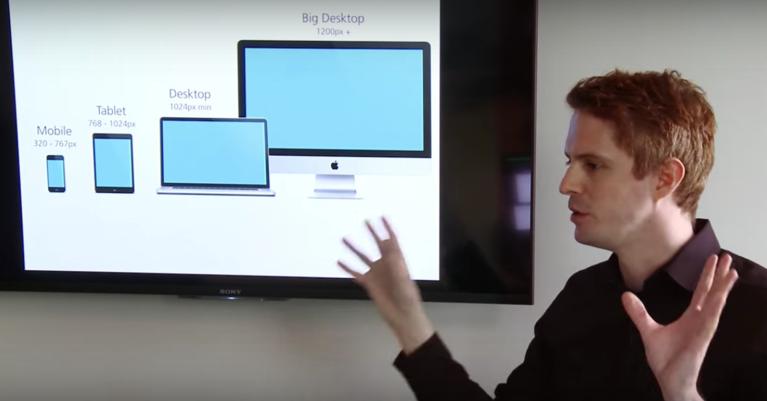 Design Trends: Mobile, Responsive und Frameworks