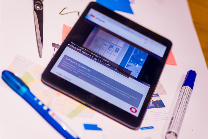 infopark 2017 tablet