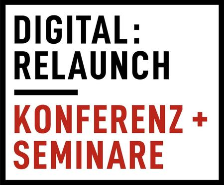 Digital:Relaunch Konferenz logo