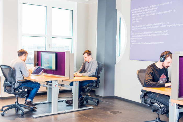 infopark 2017 office