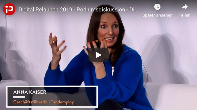 Digitalisierung konkret - Digital:Relaunch 2019
