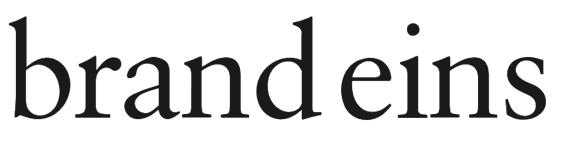 logo brandeins