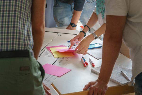 Design Thinking Foto